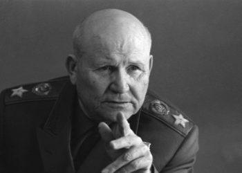 Маршал И.Конев. Фото: inosmi.ru