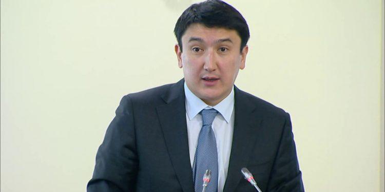 Экология, геология және табиғи ресустар министрі Мағзұм Мырзағалиев