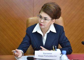 Министр А.Балаева