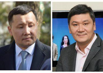 Абзал Құспан мен Арман Шораев