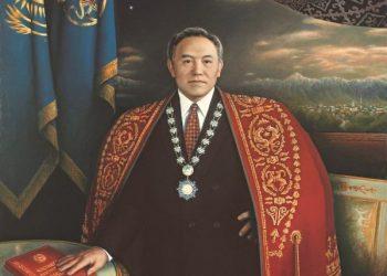 К. Муллашев салған портрет