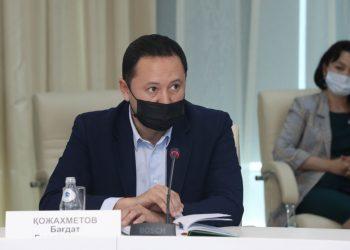 Бағдат Қожахметов
