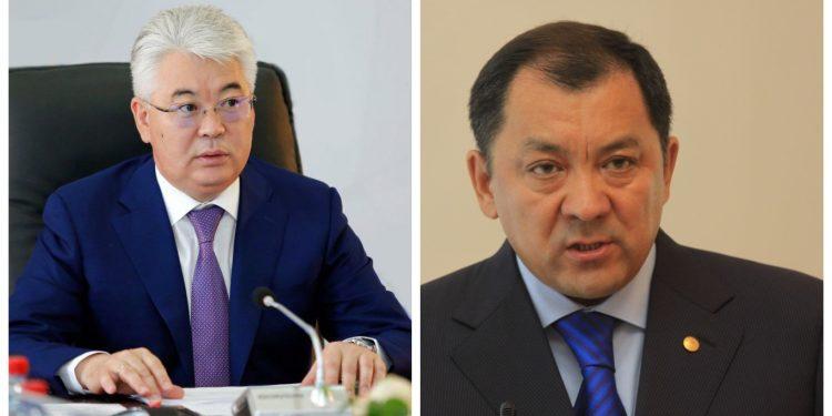 Бейбіт Атамқұлов, Нұрлан Ноғаев