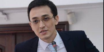 Тарихшы Алмас Жүнісбаев. Фото Алмас Жүнісбаевтың Facebook парақшасынан алынды